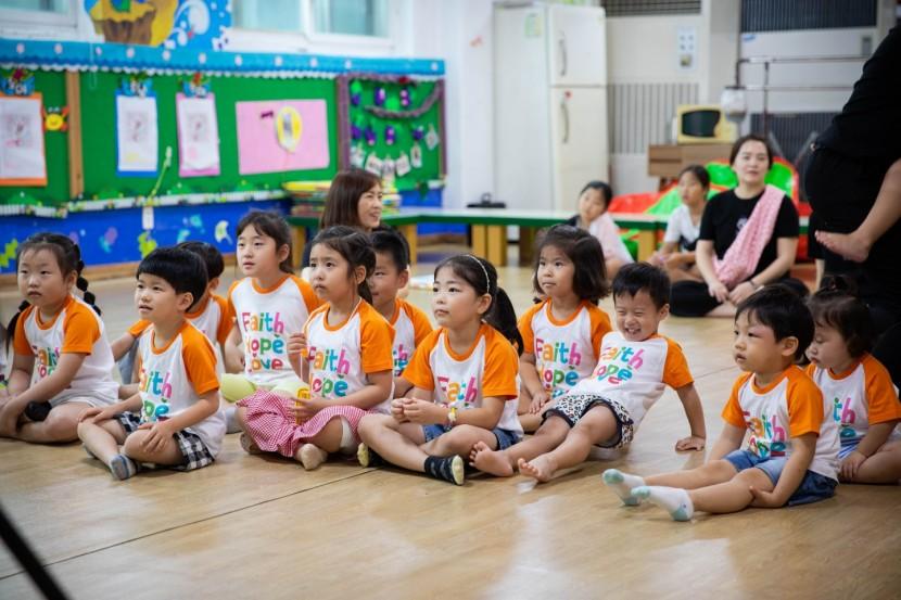 선유중앙교회 / 유치부